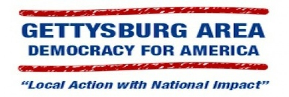 Gettysburg Area Democracy For America